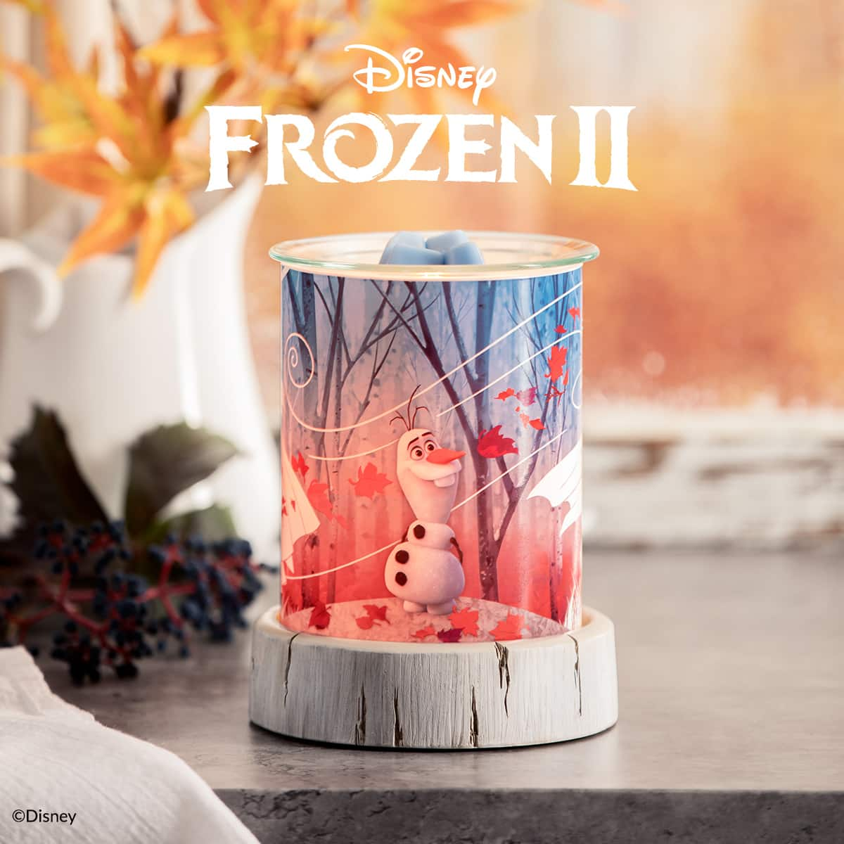 FROZEN 2 REVEAL YOUR DESTINY SCENTSY WARMER