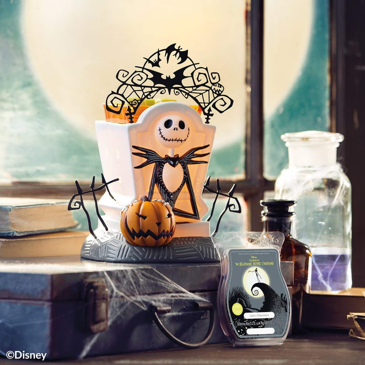 Build A Bear Nightmare Before Christmas Uk.Jack Skellington Scentsy Warmer Jack S Obsession Scentsy
