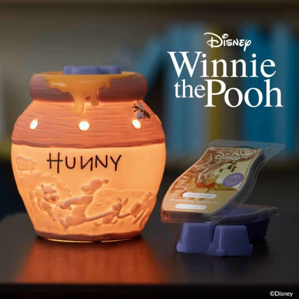 HUNNY POT SCENTSY WARMER   Hunny Pot Scentsy Warmer   Winnie the Pooh & Friends   Disney Scentsy Warmers   Incandescent.Scentsy.us