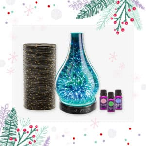 0 - Stargaze Diffuser Bundle Special   SCENTSY DIFFUSER BUNDLE SPECIAL - GET A FREE SHADE AND OILS