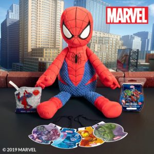 AVENGERS SPIDERMAN SCENTSY BUDDY