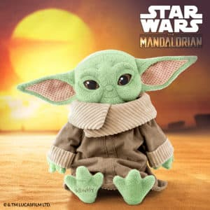 STAR WARS BABY YODA THE CHILD SCENTSY BUDDY