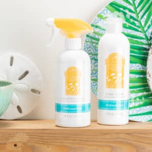 SCENTSY DRIFTWOOD BAY CLEANING PRODUCTS