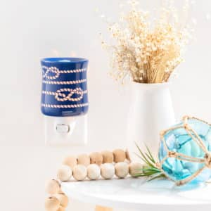 KNOTICAL MINI SCENTSY WARMER