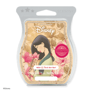 Mulan: True to your Heart - Scentsy Bar