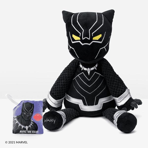 Marvel Black Panther Scentsy Buddy2   Black Panther Scentsy Buddy   Marvel Universe