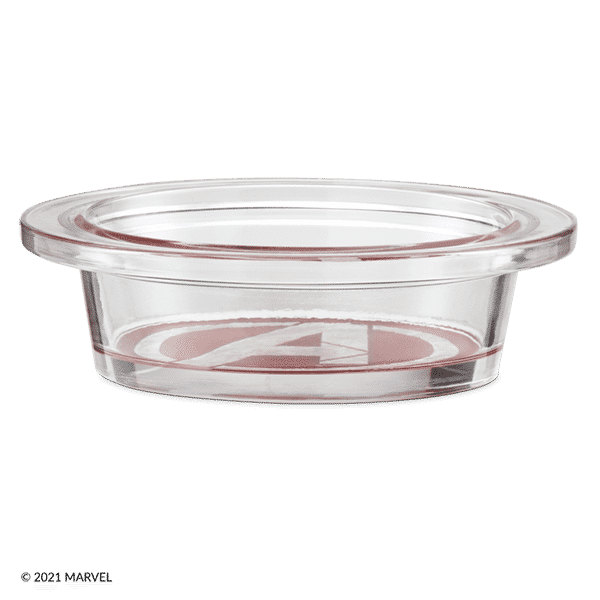 Marvel Scentsy Warmer Dish Only   Marvel Scentsy Warmer - DISH ONLY