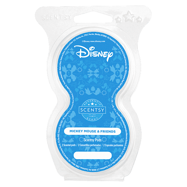 Mickey Mouse Friends Scentsy Pods | NEW! Mickey Mouse & Friends Scentsy Pods | Disney Collection | Incandescent.Scentsy.us