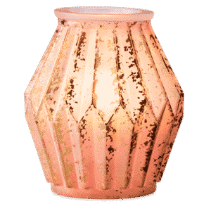 Mirrored Rose Scentsy Warmer5