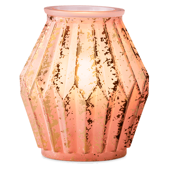 Mirrored Rose Scentsy Warmer5 | Mirrored Rose Scentsy Warmer