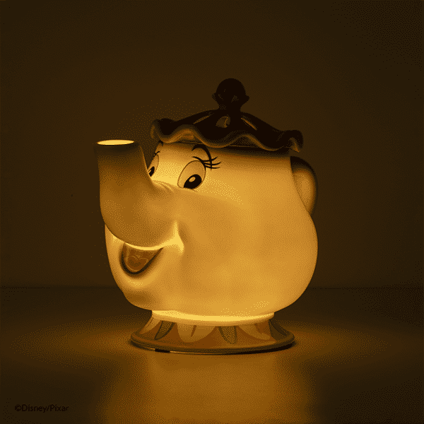 Mrs. Potts Scentsy Warmer Dark   NEW! Mrs. Potts Teapot Scentsy Warmer   Disney Beauty & The Beast Scentsy Collection