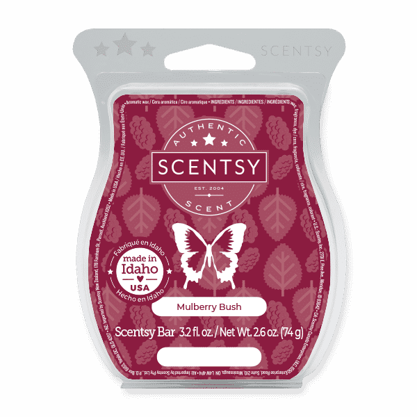 Mulberry Bush Scentsy Bar