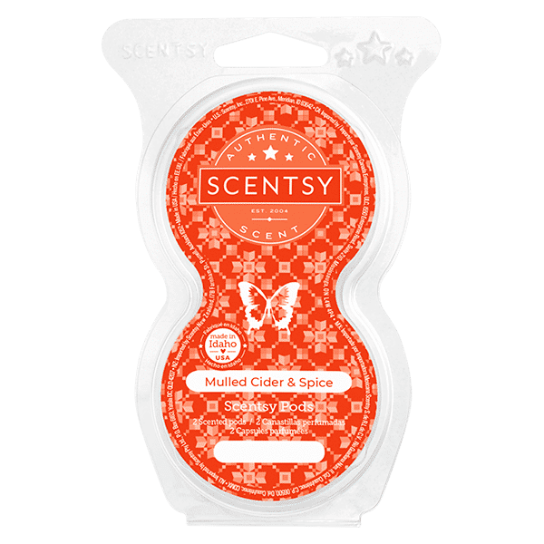 Mulled Cider Spice Scentsy pods | Mulled Cider & Spice Scentsy Pods