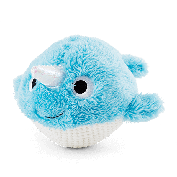 NARWHAL BITTY SCENTSY BUDDY