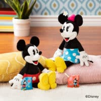 NEW MICKEY MINNIE MOUSE CLASSIC SCENTSY BUDDIES