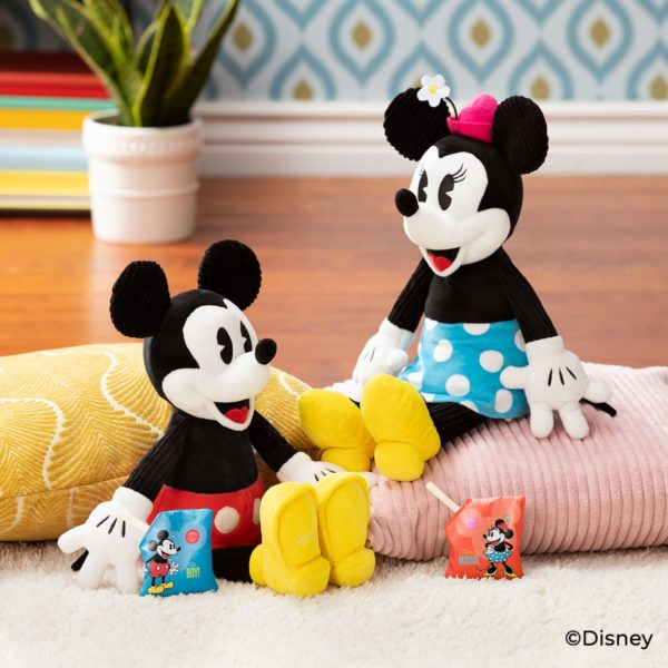 NEW MICKEY MINNIE MOUSE CLASSIC SCENTSY BUDDIES | Oh Boy! Mickey Scentsy Scent Pak | Scentsy Disney Collection | Shop Scentsy | Incandescent.Scentsy.us