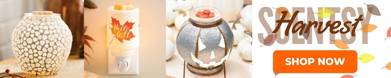 NEW SCENTSY 2019 HARVEST COLLECTION
