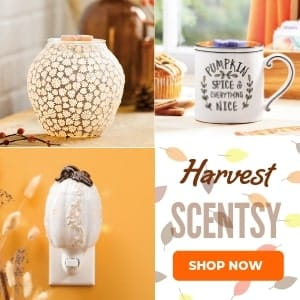 NEW SCENTSY 2019 HARVEST COLLECTION SHOP NOW