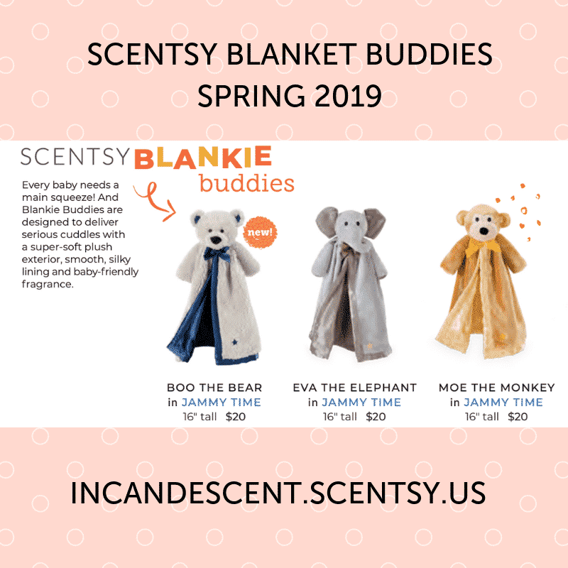 New Boo The Bear Scentsy Blanket Buddy Scentsy 174 Online Store Scentsy Warmers Amp Scents