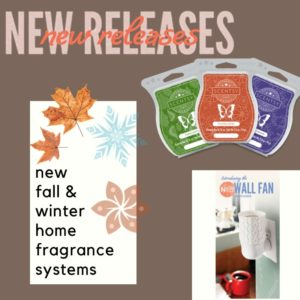 NEW SCENTSY HOME FRAGRANCE SYSTEMS