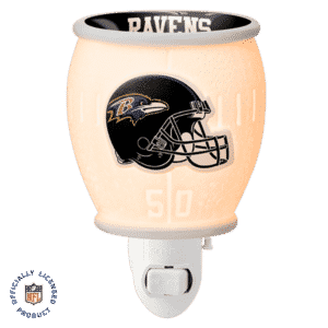 NFL Collection – Baltimore Ravens Scentsy Mini Warmer