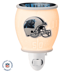 NFL Collection – Carolina Panthers Scentsy Mini Warmer