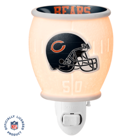 NFL Collection – Chicago Bears Scentsy Mini Warmer