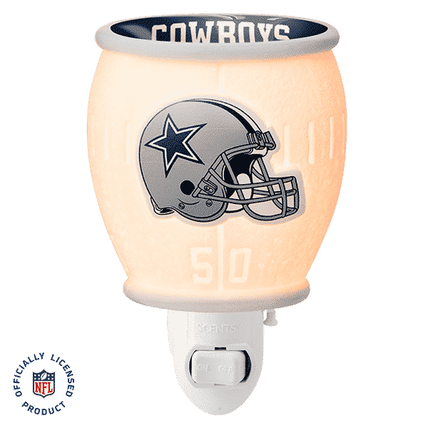 NFL Collection – Dallas Cowboys Scentsy Mini Warmer