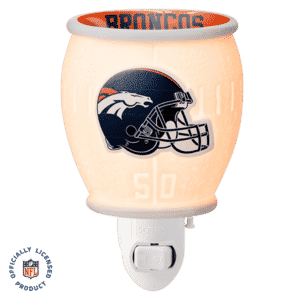 NFL Collection – Denver Broncos Scentsy Mini Warmer