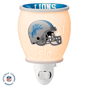 NFL Collection – Detroit Lions Scentsy Mini Warmer