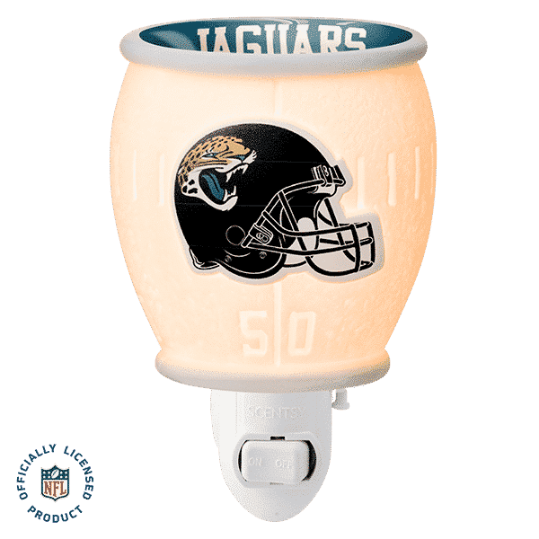 NFL Collection – Jacksonville Jaguars Scentsy Mini Warmer