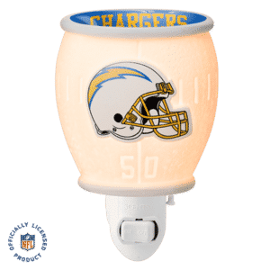 NFL Collection – Los Angeles Chargers Scentsy Mini Warmer
