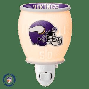 NFL Collection – Minnesota Vikings Scentsy Mini Warmer