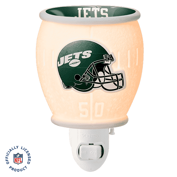 NFL Collection – New York Jets Scentsy Mini Warmer