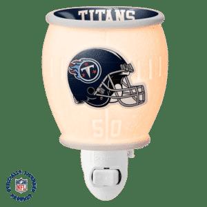 NFL Collection – Tennessee Titans Scentsy Mini Warmer