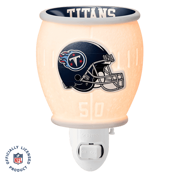 NFL Collection – Tennessee Titans Scentsy Mini Warmer