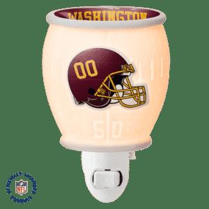 NFL Collection – Washington Football Team Scentsy Mini Warmer