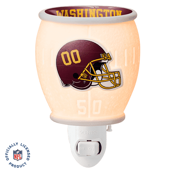 NFL Collection – Washington Football Team Scentsy Mini Warmer