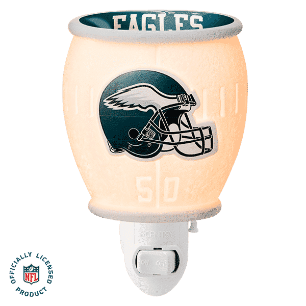 NFL PHILADELPHIA EAGLES MINI SCENTSY WARMER