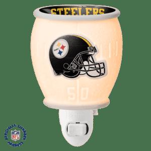 NFL PITTSBURGH STEELERS MINI SCENTSY WARMER