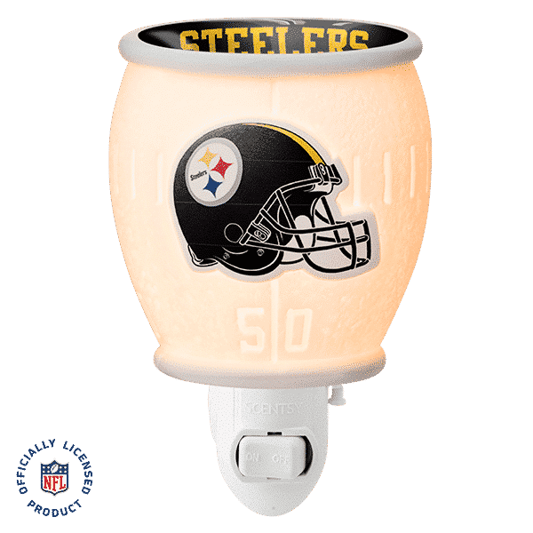 NFL PITTSBURGH STEELERS MINI SCENTSY WARMER