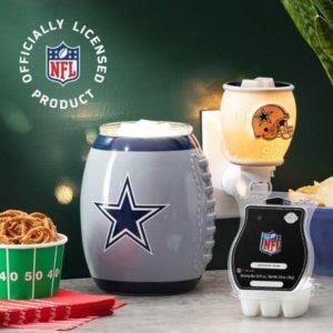 NFL Scentsy Collection | NFL Scentsy Collection | Full Size & Mini Warmers | Shop Now