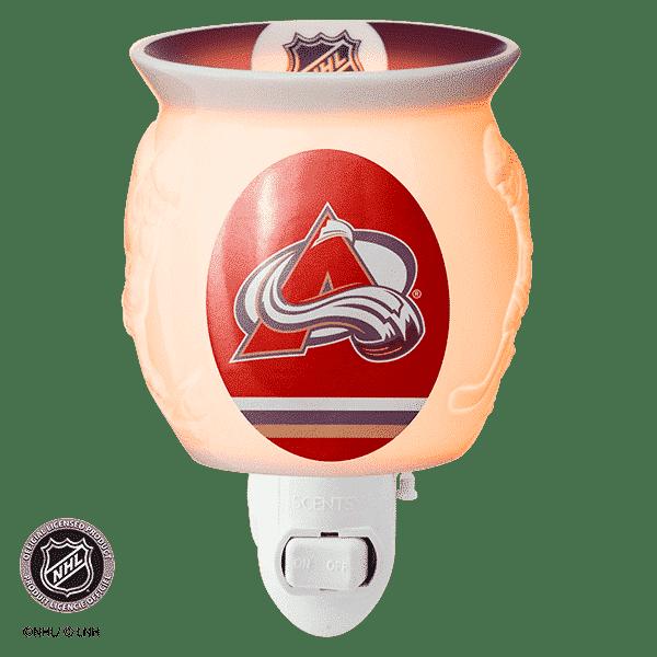 NHL® Colorado Avalanche – Scentsy Mini Warmer