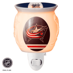 NHL® Columbus Blue Jackets – Scentsy Mini Warmer