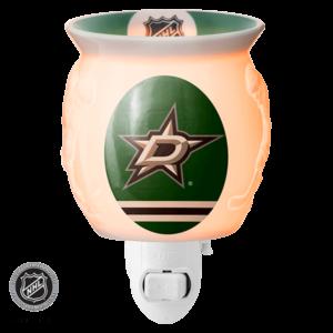 NHL® Dallas Stars – Scentsy Mini Warmer