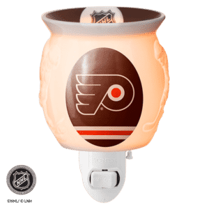 NHL® Philadelphia Flyers – Scentsy Mini Warmer | NHL®: Philadelphia Flyers ® - Scentsy Mini Warmer