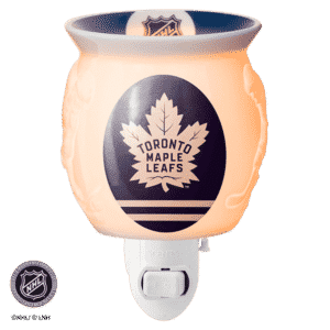 NHL® Toronto Maple Leafs – Scentsy Mini Warmer