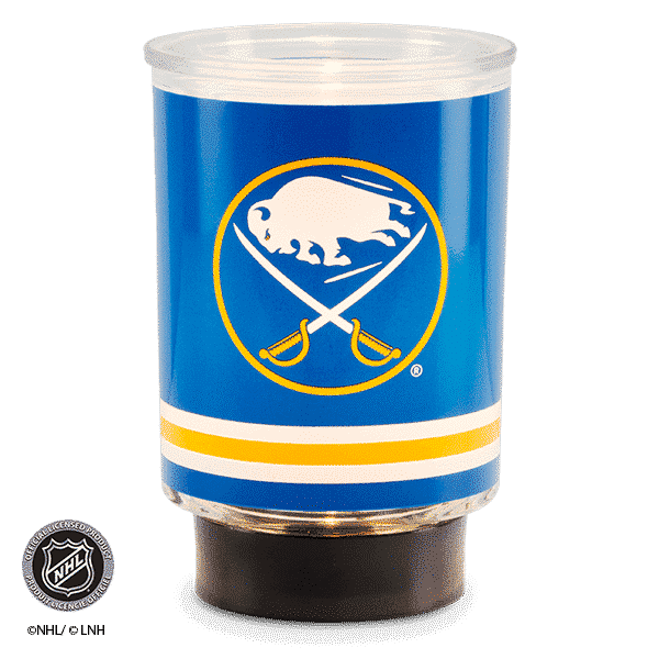 NHL BUFFALO SABRES SCENTSY WARMER