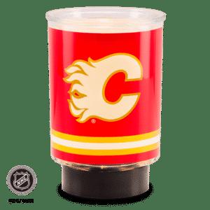 NHL CALGARY FLAMES SCENTSY WARMER