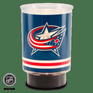 NHL COLUMBUS BLUE JACKETS SCENTSY WARMER | NHL®: Columbus Blue Jackets ® - Scentsy Warmer